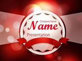 Holiday/Special Occasion: Besondere anlässe hintergrund PowerPoint Vorlage #11432