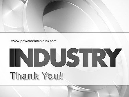 Heavy Industry PowerPoint Template Slide 20
