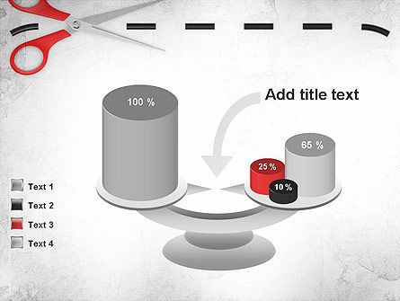 Coupon Border PowerPoint Template Slide 10