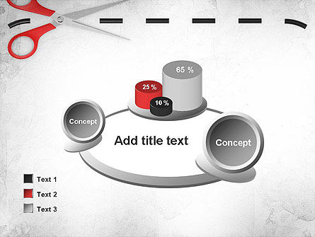 Coupon Border PowerPoint Template Slide 16
