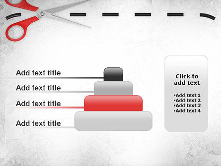 Coupon Border PowerPoint Template Slide 8