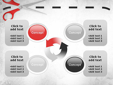 Coupon Border PowerPoint Template Slide 9