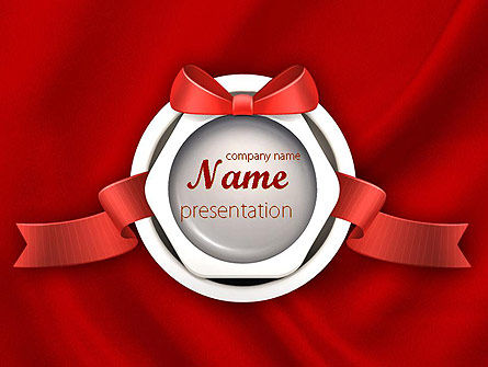 Holiday/Special Occasion: Celebratory PowerPoint Template #11443