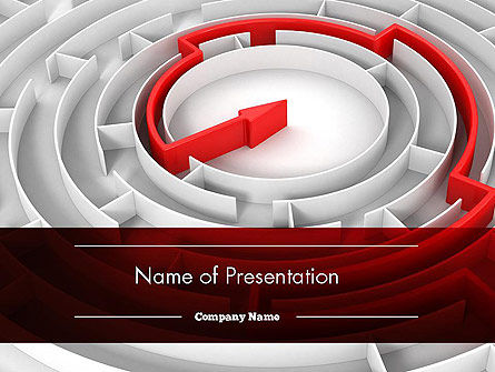Guide to Leadership Skills PowerPoint Template, 11446, Education & Training — PoweredTemplate.com