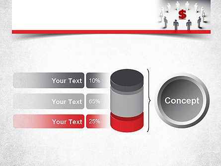 Financial Education PowerPoint Template Slide 11