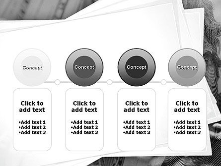 Credit Card Debt PowerPoint Template Slide 5
