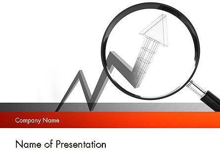 Financial/Accounting: Trends Analyse PowerPoint Template #11455