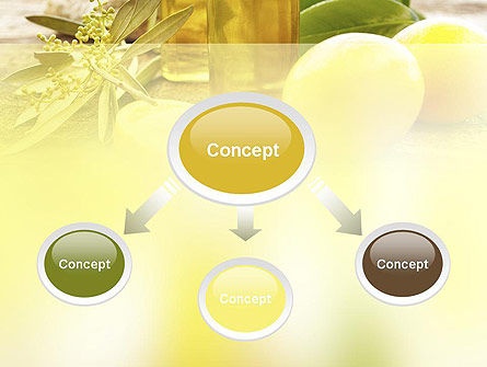 Olive Essential Oils PowerPoint Template Slide 4