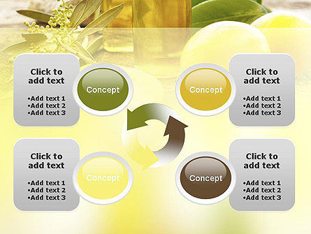 Olive Essential Oils PowerPoint Template Slide 9