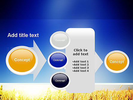 Agricultural Land PowerPoint Template Slide 17