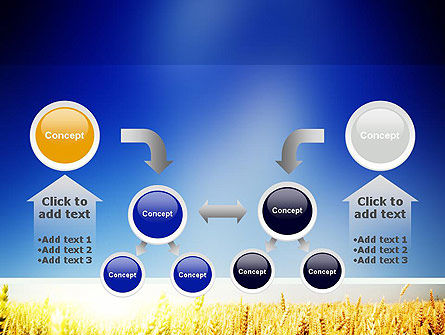 Agricultural Land PowerPoint Template Slide 19