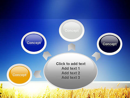Agricultural Land PowerPoint Template Slide 7