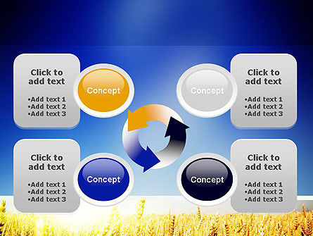 Agricultural Land PowerPoint Template Slide 9