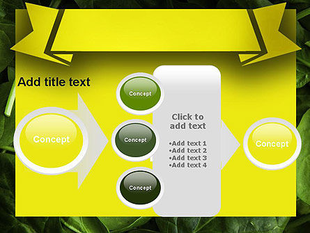 Spinach PowerPoint Template Slide 17