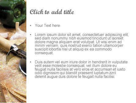 Italian Pizza PowerPoint Template, Slide 3, 11465, Food & Beverage — PoweredTemplate.com