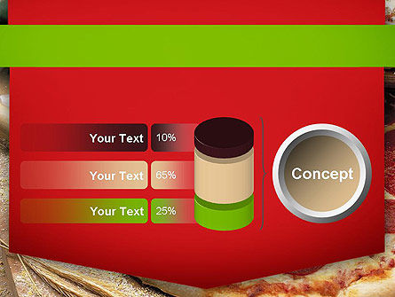 Italian Pizza PowerPoint Template Slide 11