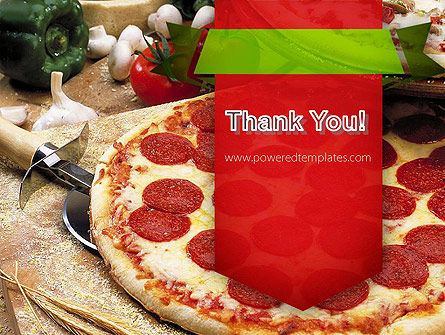 Italian Pizza PowerPoint Template Slide 20