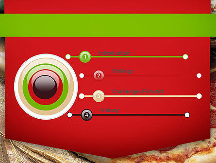 Italian Pizza PowerPoint Template, Slide 3, 11465, Food & Beverage — PoweredTemplate.com
