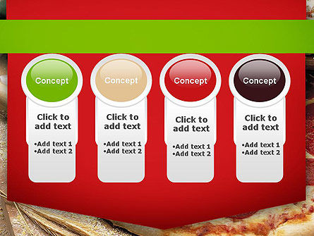Italian Pizza PowerPoint Template Slide 5
