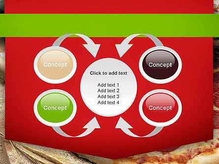 Italian Pizza PowerPoint Template Slide 6