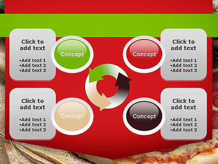 Italian Pizza PowerPoint Template Slide 9