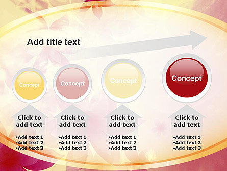 Romantic Theme PowerPoint Template Slide 13