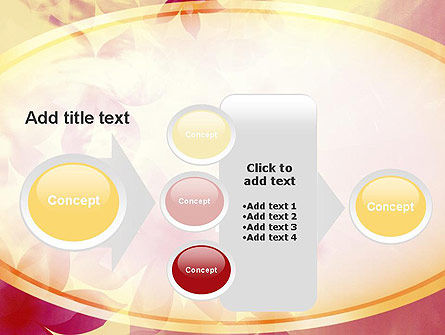 Romantic Theme PowerPoint Template Slide 17