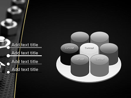 Screws PowerPoint Template Slide 12