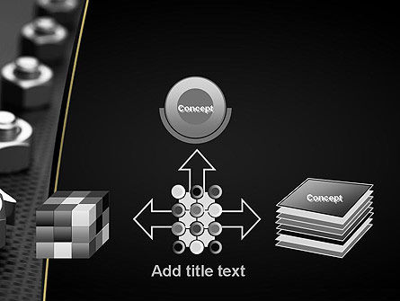 Screws PowerPoint Template Slide 19