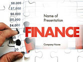 Financial/Accounting: Identifying Trends PowerPoint Template #11470