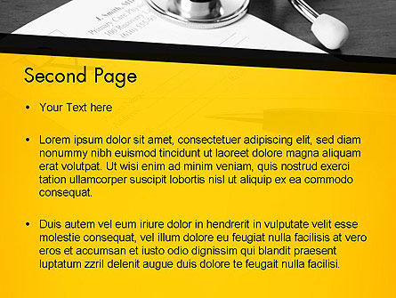 Family Practice PowerPoint Template, Slide 2, 11471, Medical — PoweredTemplate.com