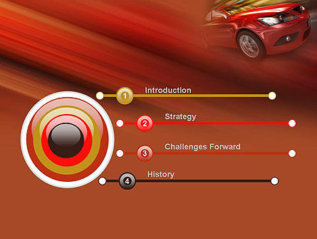 Automotive Design PowerPoint Template Slide 3