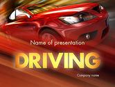 Cars and Transportation: Modello PowerPoint - Automotive design #11474