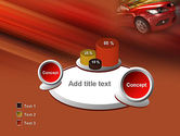 Automotive Design PowerPoint Template#6