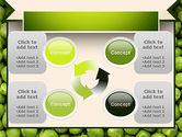 Green Peas PowerPoint Template#9