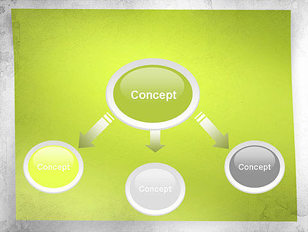 Green Sticky Note PowerPoint Template Slide 4