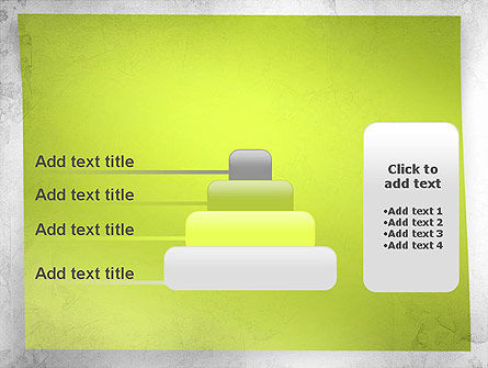 Green Sticky Note PowerPoint Template Slide 8