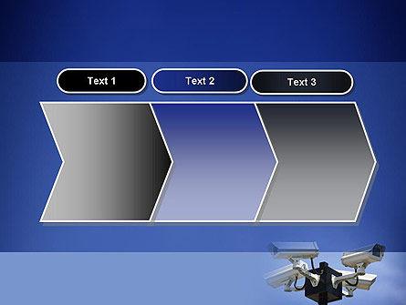 Surveillance Cameras PowerPoint Template Slide 16