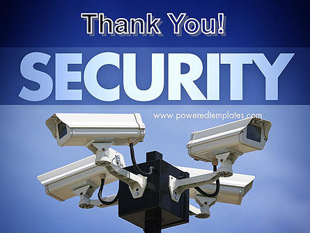 Surveillance Cameras PowerPoint Template Slide 20
