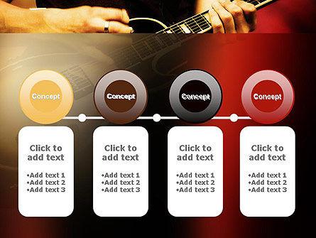 Rock Guitar PowerPoint Template Slide 5