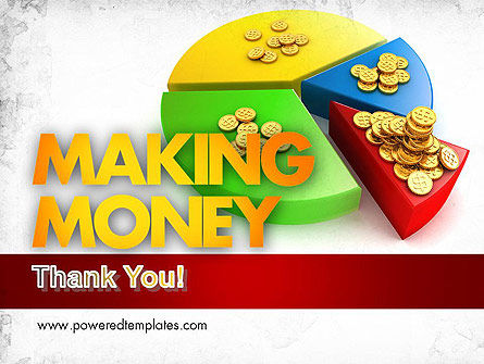 Money Pie PowerPoint Template Slide 20