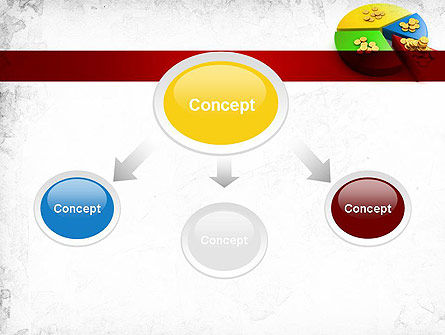 Money Pie PowerPoint Template Slide 4
