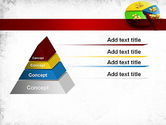 Money Pie PowerPoint Template#12