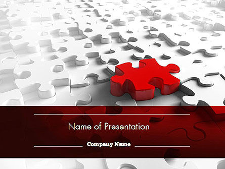 Talent Hunt PowerPoint Template, 11487, Careers/Industry — PoweredTemplate.com