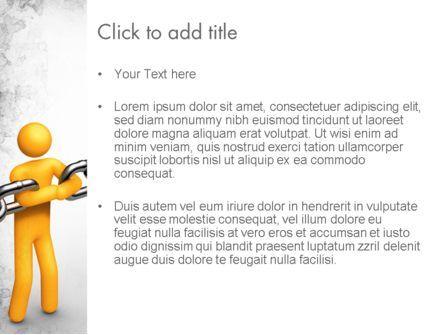 Link Building PowerPoint Template, Slide 3, 11491, Careers/Industry — PoweredTemplate.com