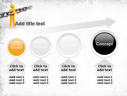 Link Building PowerPoint Template Slide 13