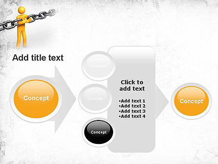 Link Building PowerPoint Template Slide 17