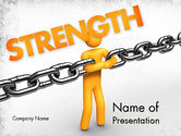 Careers/Industry: Link Building PowerPoint Template #11491