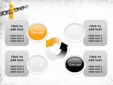 Link Building PowerPoint Template#9