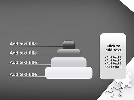 Jigsaw Puzzle PowerPoint Template Slide 8